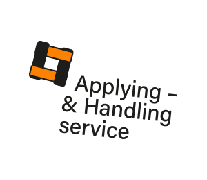 Applying – & Handling service